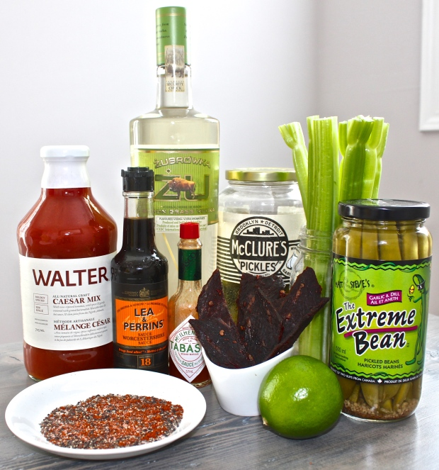Caesar Ingredients