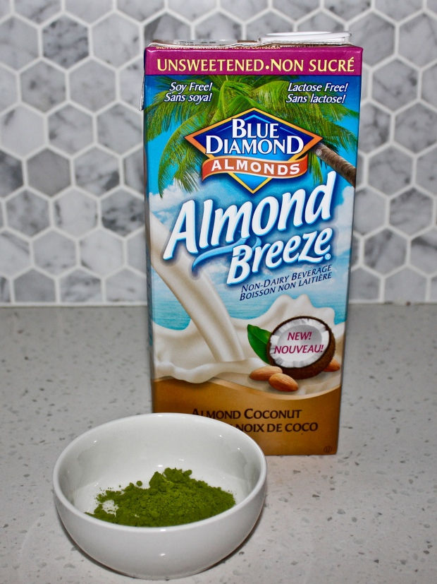 Matcha & Coconut Milk