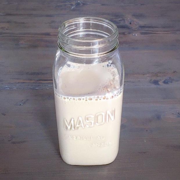 Vanilla Almond Mylk